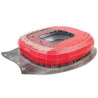 Nanostad 119-teiliges 3D-Puzzle Set Allianz Arena PUZZ180053