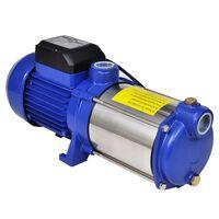 Strahlpumpe 1300 W 5100 l/h blau