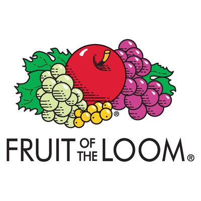 Fruit of the Loom Original T-Shirts 5 Stk. Rot XL Baumwolle