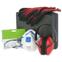 Kerbl 4-tlg. Arbeitsschutz-Set PSA