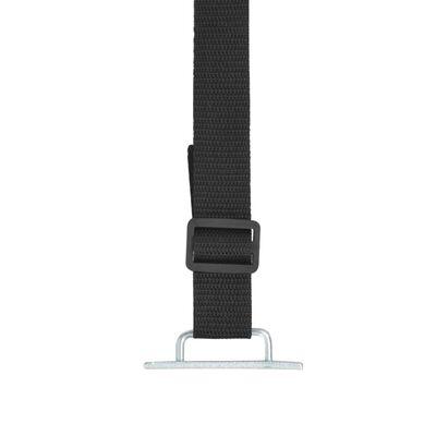 vidaXL Balkon-Seitenmarkise Multifunktional 150x200 cm Schwarz