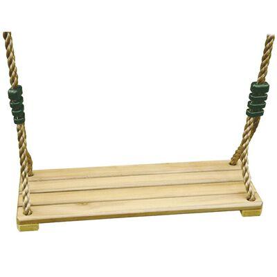 TRIGANO Holz-Schaukelsitz für Sets 1,9 - 2,5 m J-478,