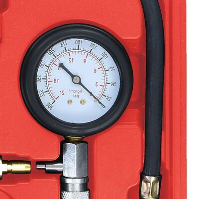 vidaXL 12-tlg. Druckprüfgerät für Benzinmotoren,