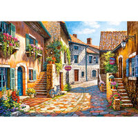 Castorland Puzzle Rue de Village 1000 Stück