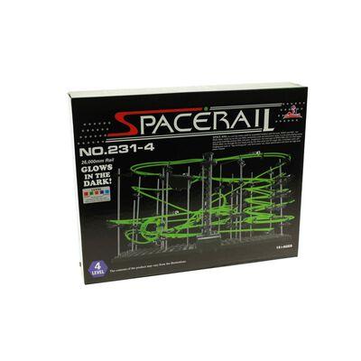 United Entertainment Spacerail Ball Achterbahn - Level 4 Leuchtend,
