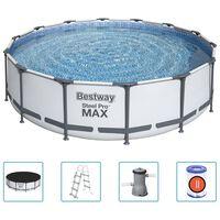Bestway Steel Pro MAX Swimmingpool-Set 427x107 cm