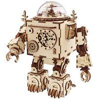 Robotime Spieluhr Modellbausatz Steampunk Orpheus