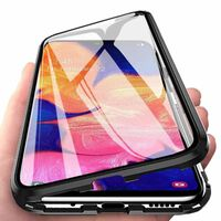 Magnetische Hülle Für Samsung Galaxy A10 - Schwarz