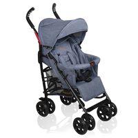 Baninni Kinderwagen Luca Limited Edition Graublau