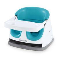 Ingenuity Baby Base 2-in-1 Sitzerhöhung Türkisblau