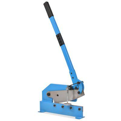 vidaXL Handhebelschere 300 mm Blau