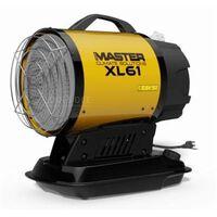 Master Infrarot Diesel Heizung XL 61, 17 kW