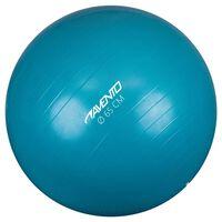 Avento Fitness-/Gymnastikball Durchm. 65 cm Blau