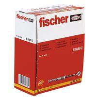 Fischer Nageldübel mit Senkkopf Hammerfix 50 Stk. N 8 x 80/40 S
