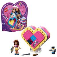 Boîte de Lego Friends Olivia de 41357