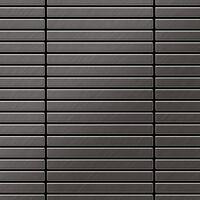 Alloy Linear-ti-sb Metallmosaik Titan Grau