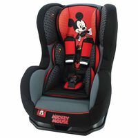 Disney Kindersitz Cosmo SP Mickey Gruppe 0+1 Schwarz