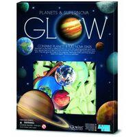 Glow in the dark Pack: Planeten Und Supernova