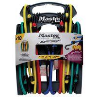 Master Lock Spanngummi 10er-Pack Twin Wire 3043EURDAT