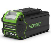 Greenworks Batterie 40 V 4 Ah