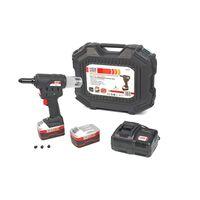 HBM professionelle Nietzange auf Batterie 18V - 4.0ah