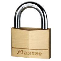 Master Lock Vorhängeschloss Massivmessing 70 mm 170EURD