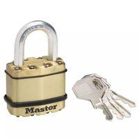 Master Lock Vorhängeschloss Stahl 45 mm M1BEURD