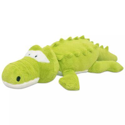 vidaXL Kuscheltier Krokodil XXL 100 cm