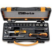 Beta Tools 18-tlg. Steckschlüssel-Set 900/C13-5 009000953