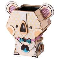 Robotime Blumentopf-Bausatz Koala