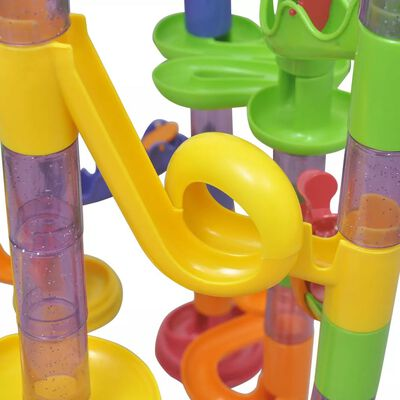 Murmelbahn Kugelbahn Kinderspielzeug,