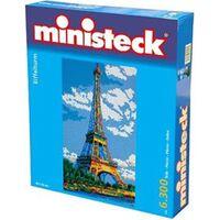 Ministeck - Eiffelturm – 6300st - Mosaiksteine