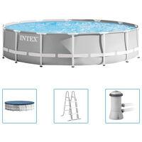 Intex Prism Frame Premium Pool-Set 427x107 cm
