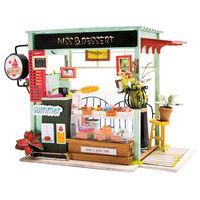 Robotime Miniatur Bausatz Dessert Shop
