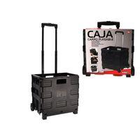 Faltbare Kiste Auf Rädern 38x30cm - Faltbare Kiste - Zusammenklappbare