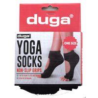 DUGA Socken Yoga Socken mit offener Spitze