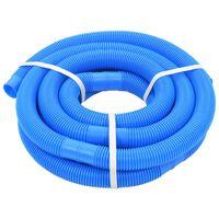 vidaXL Poolschlauch Blau 32 mm 6,6 m