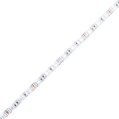 vidaXL LED-Badspiegel Grau 80x8,5x37 cm Spanplatte