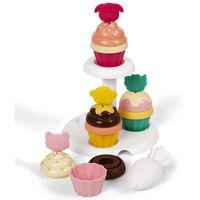 Skip Hop Preschool Zoo Sortier- und Stapelspiel Cupcakes