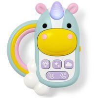 Skip Hop Preschool Zoo Einhorn-Spielzeugtelefon