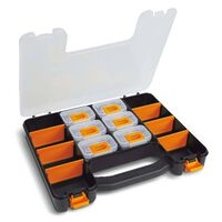 Beta Tools Werkzeug-Organizer mit 6 herausnehmbaren Fächern 2080/V6