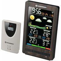 Bresser Wetterstation Funk mit Außensensor ClimaTemp WS