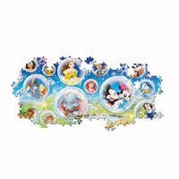 Clementoni Puzzle Panorama Disney 1000 Teile