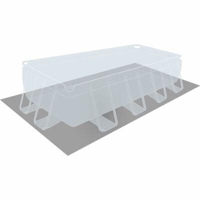 Intex Prism Frame Swimmingpool-Set Rechteckig 488x244x107 cm 26792GN,