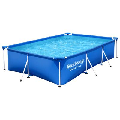 Bestway Steel Pro Swimming Pool 300x201x66 cm,