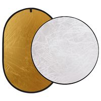 vidaXL 5-in-1 und 2-in-1 Reflektor Set mit Aufbewahrungstaschen