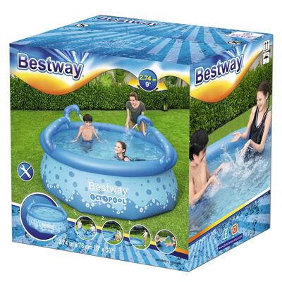 Bestway Easy Set Pool OctoPool 274 x 76 cm,