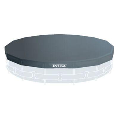 Intex Prism Frame Swimmingpool-Set Rund 457 x 107 cm 26724GN