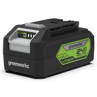 Greenworks Batterie 24 V 4 Ah