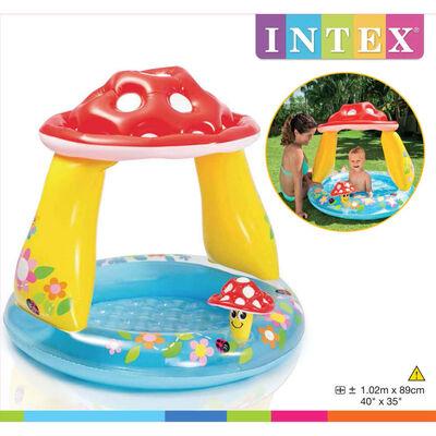 Intex Pilz Babybecken 57114NP,